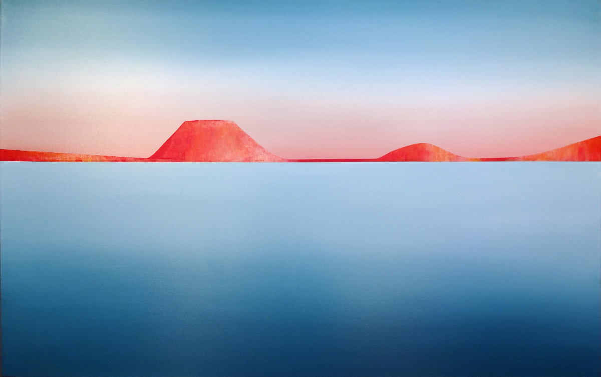 Karen Cole's Desert Sea