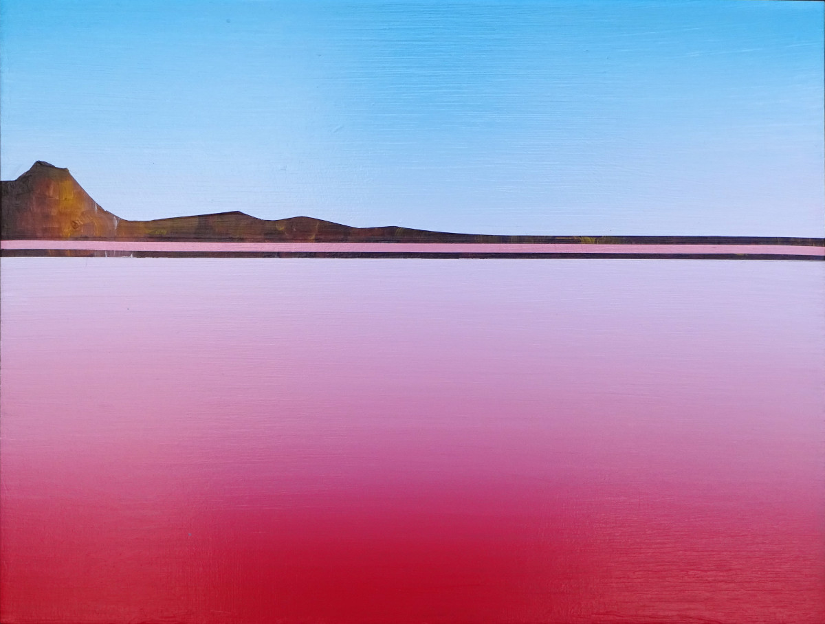 Karen Cole's Red Sands 1